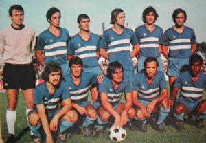 Bastia, invincible à Furiani au début des années 1970