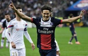 PSG-Lyon, le classique en Coupe de la Ligue pour les Parisiens de Cavani