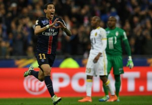 buteur décisif en finale contre Lille