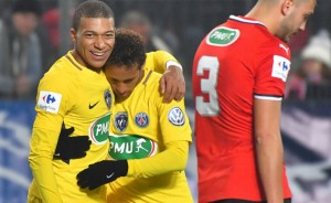 Rennes, premier match en Coupe de la Ligue face au PSG