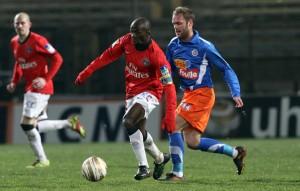 Makelele et le PSG battus en demi-finale par Montpellier en 2011