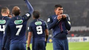 7-0 et 7 buteurs différents pour le PSG contre Bastia en 2016