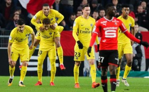 5eme victoire consécutive pour le PSG à Rennes dimanche soir ?