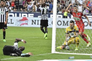 Cissokho à terre et la Coupe de France au PSG