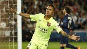 la dernière défaite dans un match à enjeu : contre le Barca de Neymar en avril 2015