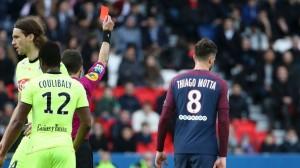 Thiago Motta, un rouge et un record...