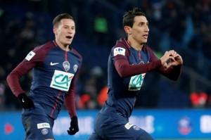 7 buts pour Di Maria en Coupe de France cette saison