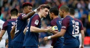 la joie des Parisiens contre Metz