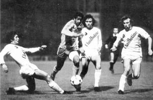7 avril 1981 : Nantes tombe contre Auxerre...