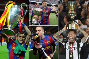 et un record pour Alves !
