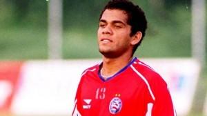 Dani Alves, version Bahia