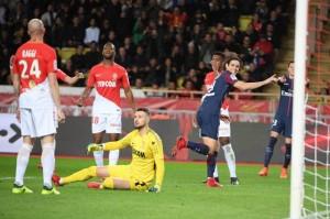 Cavani, roi des buteurs contre Monaco