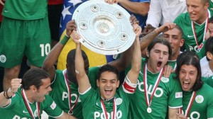 Wolfsburg, un champion proche de la perfection en 2008-2009