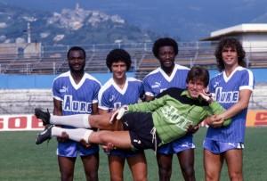 Olmeta à Bastia en 1982
