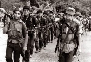 le Salvador dans les années 1980...