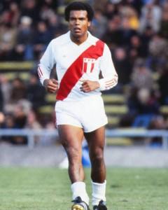 Cubillas, héros du football péruvien