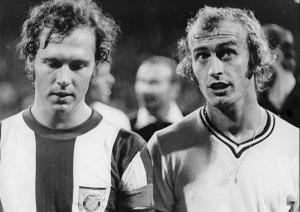 Dans l'ombre de Beckenbauer...