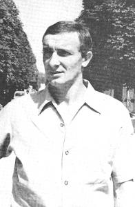 Jean-Pierre Destrumelle, ancien joueur du PSG de 1970 à 1972