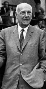 Pierre-Etienne Guyot, premier président du PSG