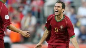 Pauleta et le Portugal en 2006