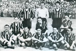l'Inter Milan en 1929