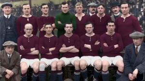 Arsenal, en première division depuis 1919