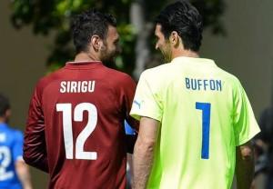 Buffon, successeur de Sirigu
