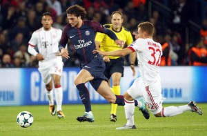 Rabiot à l'assaut du Bayern