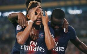 Nkunku, un but et un trophée pour 50 matches au PSG