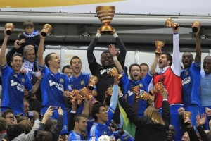 6 ans de disette pour l'OM, dauphin du PSG : aucun trophée depuis 2012 et la victoire en Coupe de la Ligue