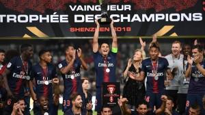 et un nouveau trophée pour le PSG !