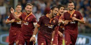 le record pour l'AS Roma il y a 5 ans