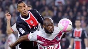 Quatre bust pour Hoarau contre Bordeaux... qu'il rejoindre quelques années plus tard