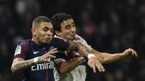 pas de nuls entre le PSG et Lyon depuis 14 matches