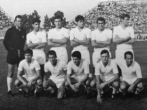 le record pour le Real Madrid en 1968-1969