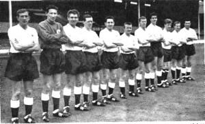 Tottenham 1960-1961 : 11 victoires de suite !