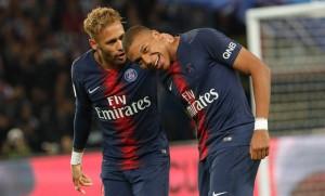faute sur Mbappé, penalty de Neymar : un classique pour l'ouverture du score face aux Gones