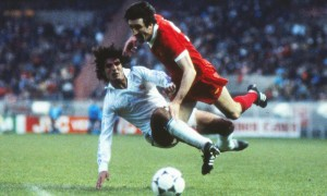 27 mai 1981 : Liverpool bat le Real Madrid 1-0 en finale de la Coupe des clubs champions à Paris