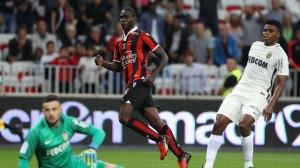 la fin de la série de Monaco avec une lourde défaite à Nice (0-4)