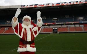 une victoire pour fêter Noël pour le PSG au Parc des Princes ?