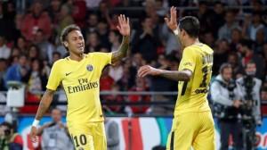 Neymar déjà à la hauteur de Di Maria