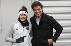 Neymar, bientôt dauphin de Rai