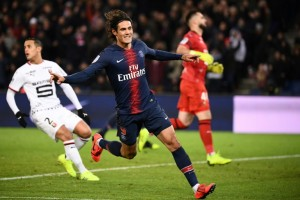 Cavani, direction top 30 du championnat