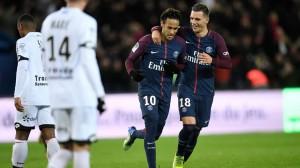 8-0 face à Dijon, avec un quadruplé de Neymar