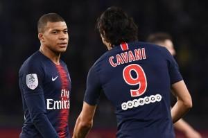 objectif 1000 buts pour le duo Mbappé-Cavani