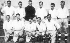 21 matches pour Mulhouse en 1936-1937... et la dernière place et relégation au final