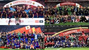 le FC Barcelone, aussi bien que Paris...