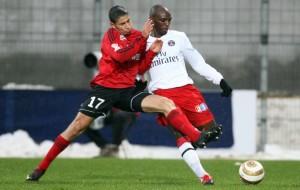 le dernier match entre les deux équipes en 2010 avec Zoumana Camara