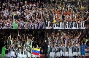 4 succès consécutifs aussi pour la Juventus Turin