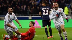 27 matches, le record u PSG en 2015-2016 avant la défaite à Lyon